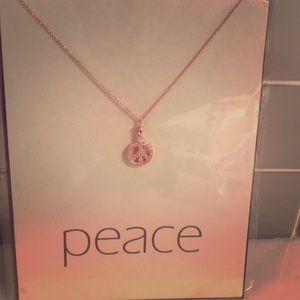 PEACE ✌️ NECKLACE